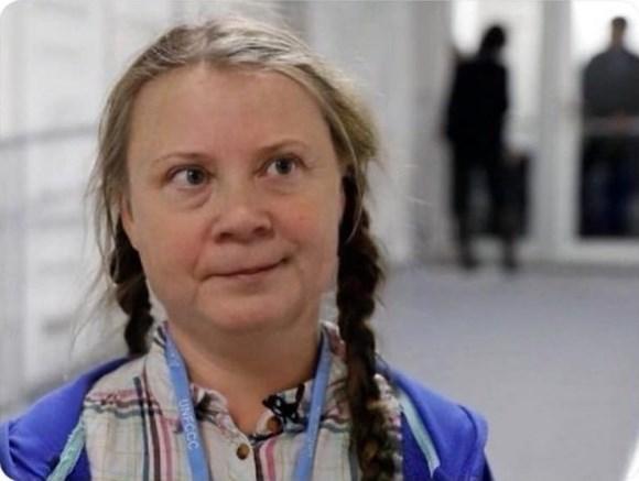 çevreci aktivist greta thunberg